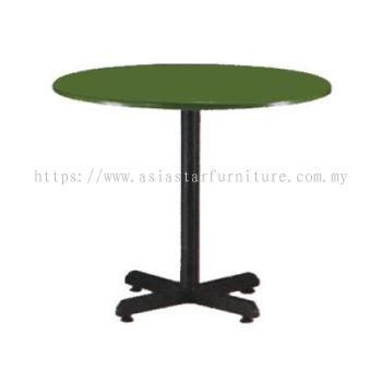 FIBREGLASS ROUND TABLE