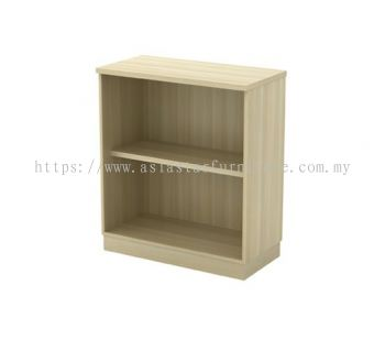 Q-YO 9 OPEN SHELF LOW CABINET