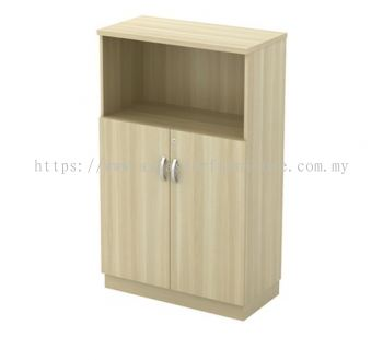 Q-YOD 13 SEMI SWINGING DOOR MEDIUM CABINET