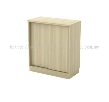 Q-YS 9 SLIDING DOOR LOW CABINET