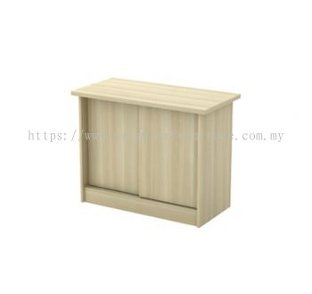 Q-YS 303 SLIDING DOOR SIDE CABINET