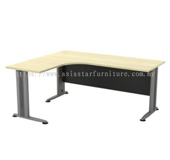 TL 1515 SUPERIOR COMPACT TABLE WITH METAL MODESTY PANEL