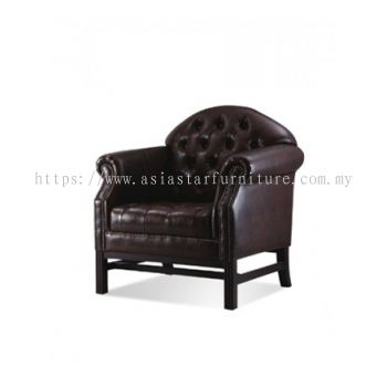 ROYAL ONE SEATER SOFA