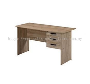 WRITING TABLE C/W RIGHT FIXED PEDESTAL AMP1 1270