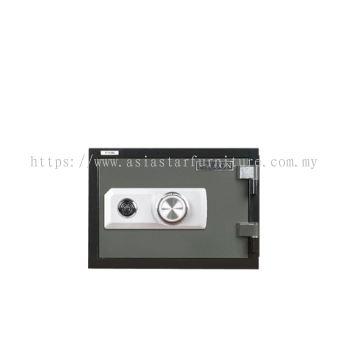 SOLID SAFE COMBINATION (DIAL)  BLACK F-H38C