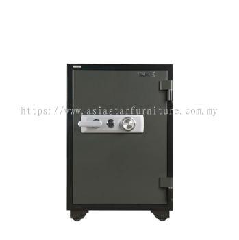 SOLID SAFE COMBINATION (DIAL) BLACK F-V180C