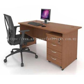 FOBIS 6' OFFICE TABLE | STUDY TABLE | COMPUTER TABLE - office table Setia Alam | office table Glenmarie Shah Alam | office table Kota Kemuning