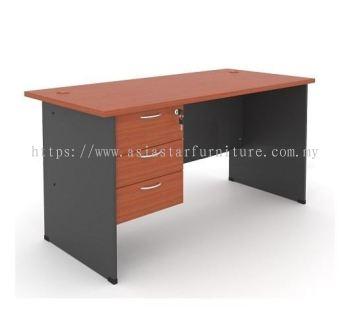 6' Office Table/desk | Study Table | Computer Table c/w Hanging Drawer - office table/desk Mahkota Cheras | office table/desk Sungai Besi | office table/desk Seri Kembangan