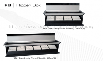 FLIPPER BOX 1
