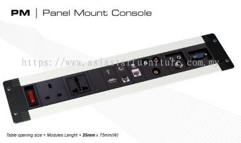 PANEL MOUNT CONSOLE 1