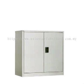 A112 HALF HIGH STEEL SWING DOOR CUPBOARD