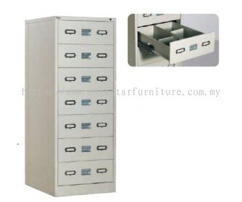CARD RECORD CABINET