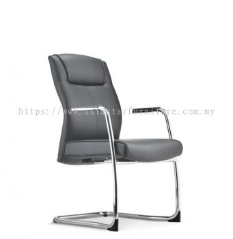 ZYTKO DIRECTOR VISITOR CHAIR C/W CHROME CANTILEVER BASE ZY363L