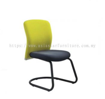 BRYON VISITOR CHAIR W/O ARMREST BY-5F