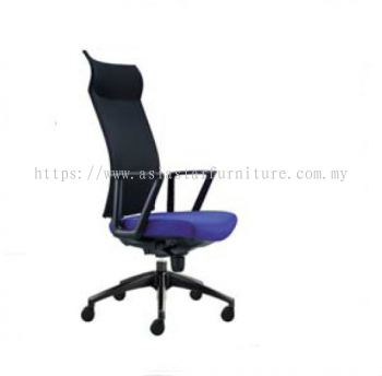 INCLUDE HIGH BACK CHAIR WITH NYLON BASE ID390F