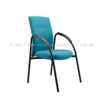 KARISMA VISITOR CHAIR WITH ARMREST KM5