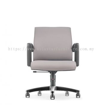 KLAIR EXECUTIVE LOW BACK CHAIR WITH POLYPROPYLENE BASE KL-3F