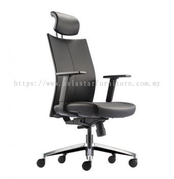 MESH ll EXECUTIVE HIGH BACK CHAIR WITH ALUMINIUM DIE-CAST BASE MH-1L