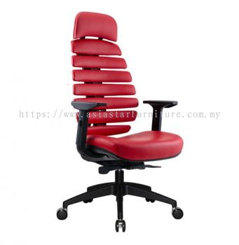 YOGA HIGH BACK CHAIR WITH NYLON ROCKET BASE ACL 2226