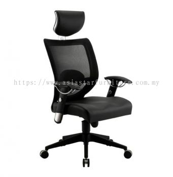 KASANO HIGH BACK MESH CHAIR ACL 5088(B)