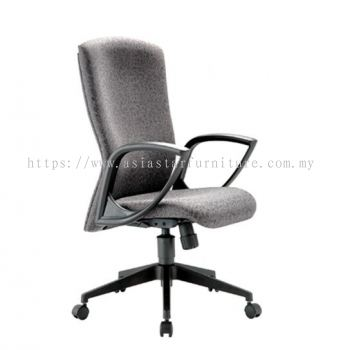 KENO MEDIUM BACK CHAIR WITH NYLON ROCKET BASE ACL 882