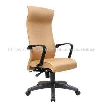 SENSE HIGH BACK CHAIR WITH POLYPROPYLENE BASE ACL 5000