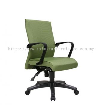SENSE LOW BACK CHAIR WITH POLYPROPYLENE BASE ACL 5200