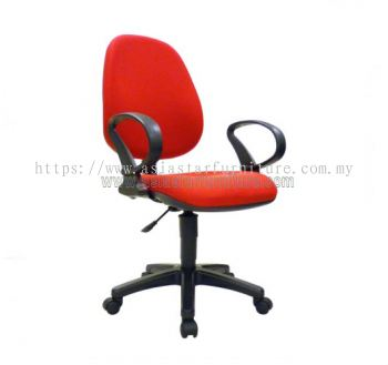 NOBLE LOW BACK CHAIR ACL 4300 (A)