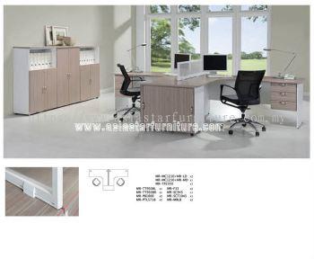 MR 35mm Desking Panel Set A