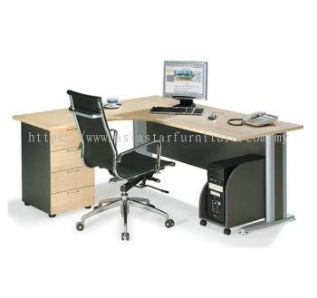 TL1815D EXECUTIVE L-SHAPE TABLE