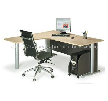 TL1815M EXECUTIVE L-SHAPE TABLE