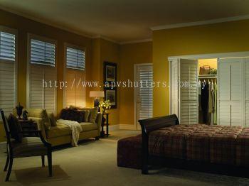 Bedroom Shutter Sample 2