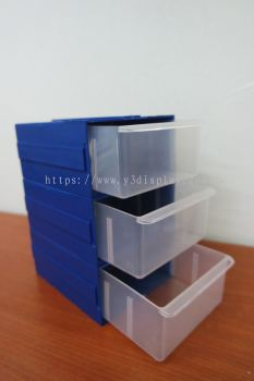 80402 M-168D MULTI DRAWER BOX