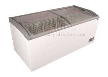 Ugur SUMD1850 Island Freezer-Auto Defrost