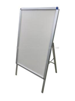 117108 - Poster Stand (A1)Aluminium
