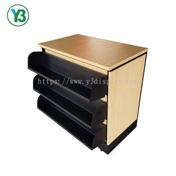 23808-OPPA CASHIER COUNTER TABLE 3'-L915XD545XH925 MM