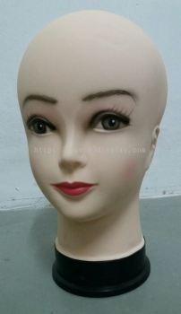113684-HN-S-5 Patung Kepala Perempuan