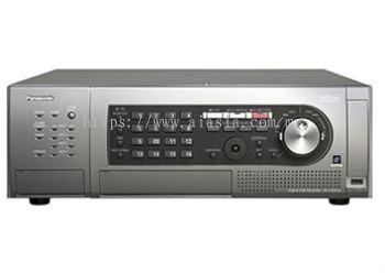 PANASONIC 16CH H.264 DIGITAL DISK RECORDER.WJ-HD616