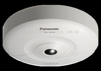 PANASONIC 360-DEGREE NETWORK CAMERA.WV-SF438