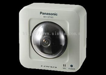 PANASONIC PANTING-TILTING HD NETWORK CAMERA.WV-SW165