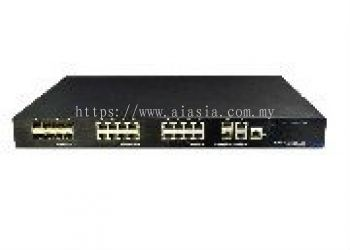 CYNICS 8-PORT SFP 16-PORT UTP UNMANAGED FULL GIGABIT NETWORK SWITCHES.IGS816