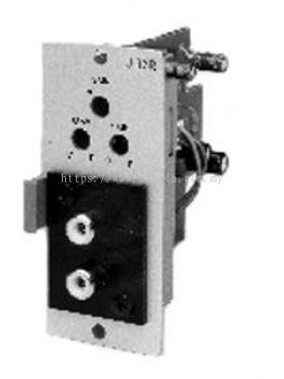 U-13R.Unbalanced Line Input with High/Low Cut Filters and Mute-Receive