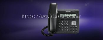 KX-UT113.Standard SIP Telephone