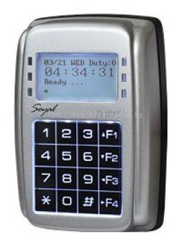 AR327H.Soyal Metal Reader
