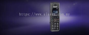 KX-TCA185.Professional DECT handset for efficient performance