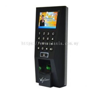 VG818.Colour Screen Fingerprint Reader