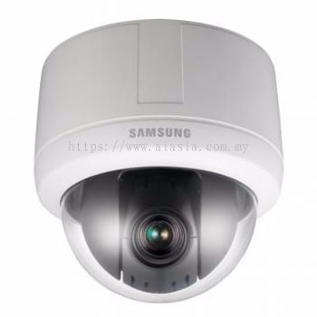 """SCP-3120.1/4"""" 12x High Resolution WDR PTZ Dome Camera"""