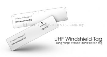 UHF Windshield Tag