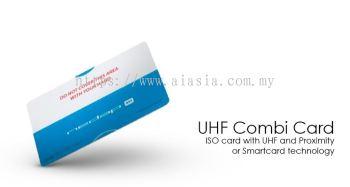 UHF Combi Card