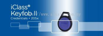 205x iCLASS Key II